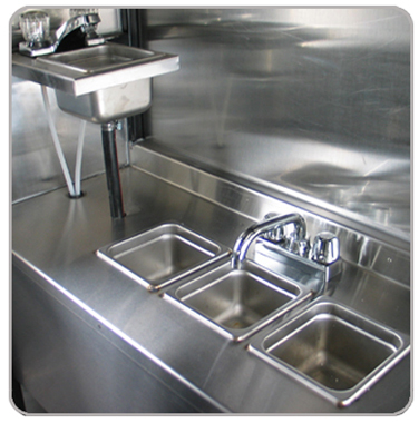 Sinks For Concession Trailers - Image Sink and Toaster ...