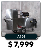Willy dog Hot Dog Carts and Trailers for Sale | Buy hot dog