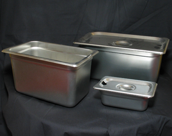 Extra Steam Pans - large