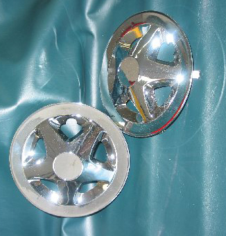 Hub Cap and Wheel Trim Covers (pair)